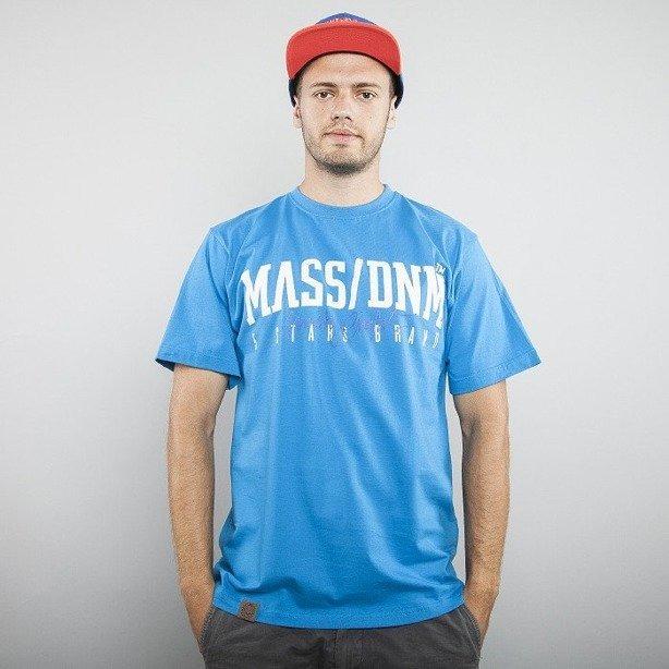 MASS KOSZULKA CONCRETE BLUE