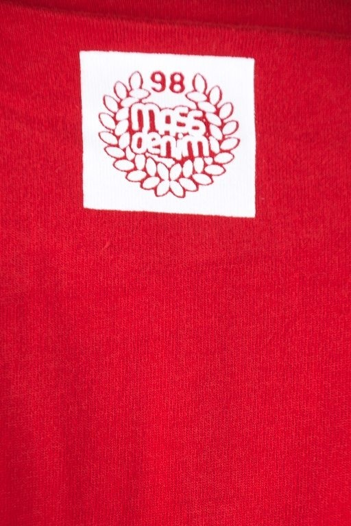 MASS T-SHIRT BASE RED