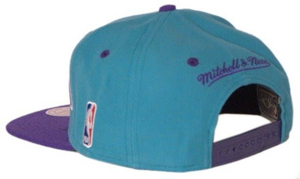 MITCHELL & NESS CZAPKA NBA SNAPBACK CHARLOTTE HORNETS