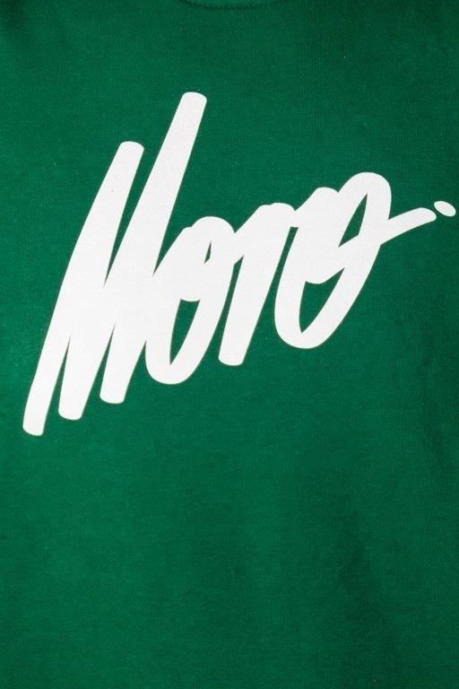 MORO CREWNECK SLANT TAG18 GREEN