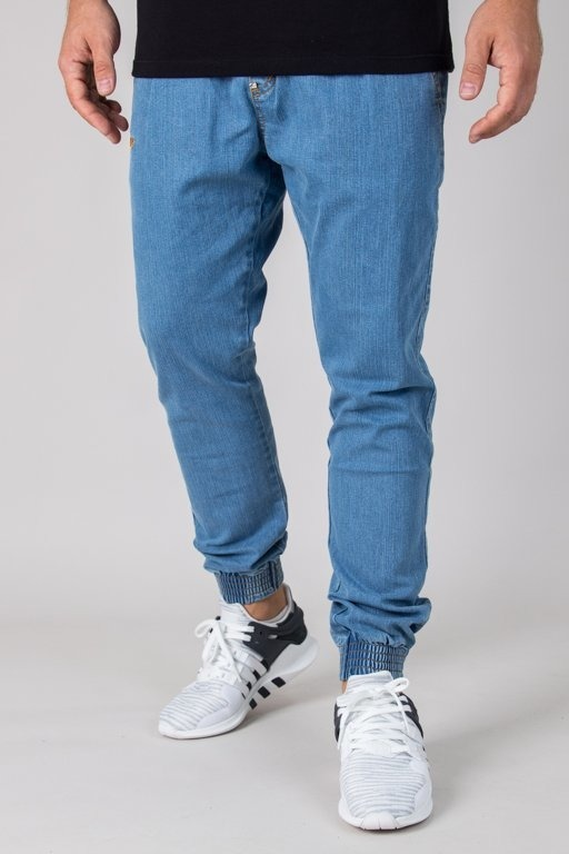 MORO PANTS JEANS JOGGER GYM BASEBALL18 LIGHT