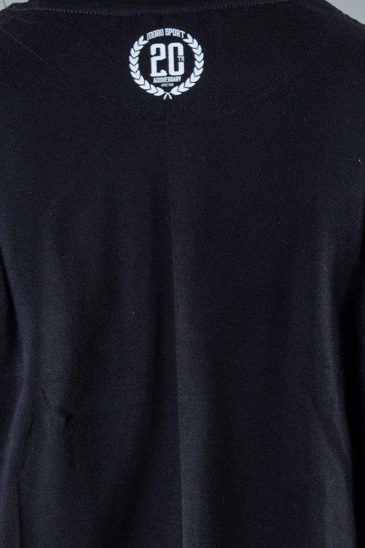 MORO SPORT T-SHIRT PARIS BLACK