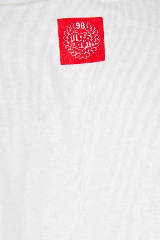 Mass Koszulka T-shirt How High White