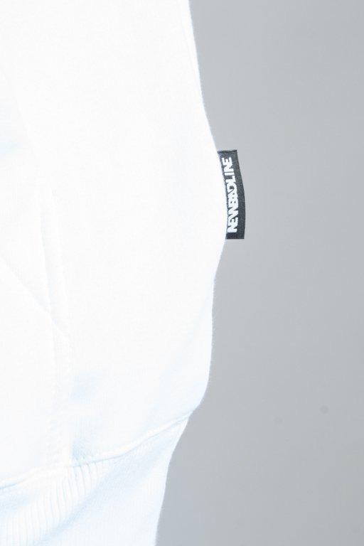 NEW BAD LINE HOODIE CLASSIC WHITE
