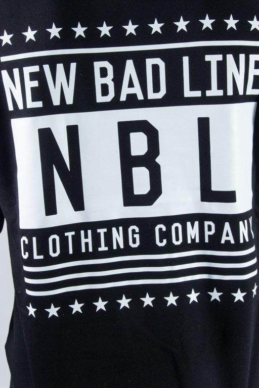 NEW BAD LINE HOODIE SWAG BLACK