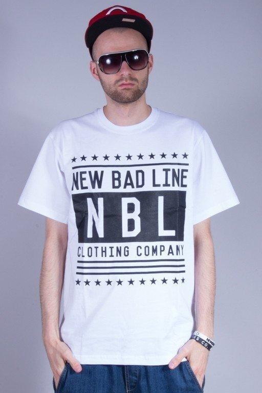 NEW BAD LINE KOSZULKA SWAG WHITE