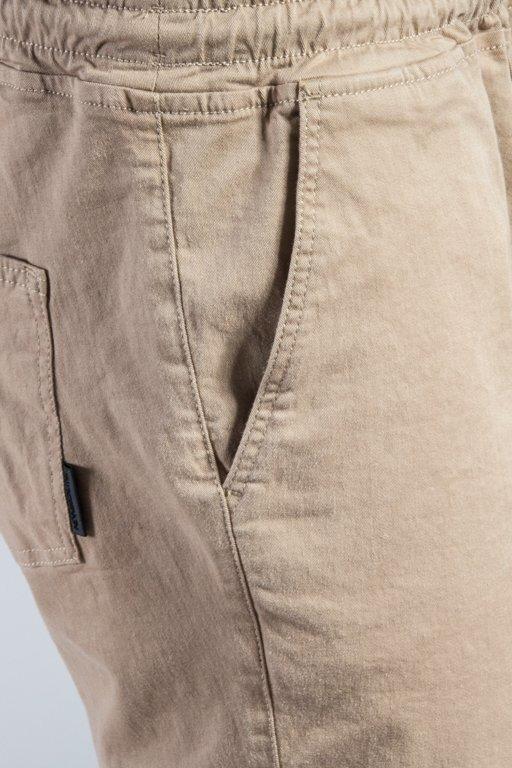 NEW BAD LINE PANTS CHINO JOGGER BASKET BEIGE