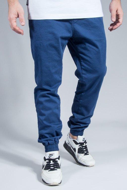 NEW BAD LINE PANTS CHINO JOGGER BASKET BLUE