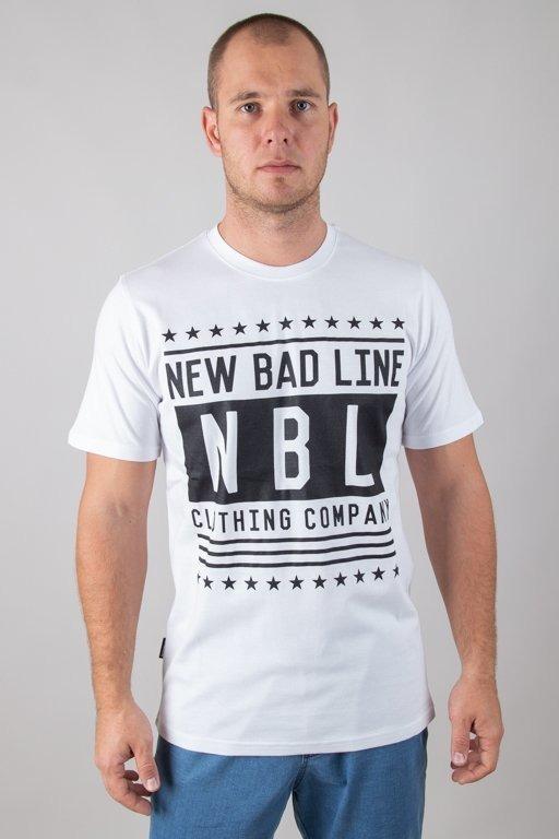 NEW BAD LINE T-SHIRT SWAG WHITE