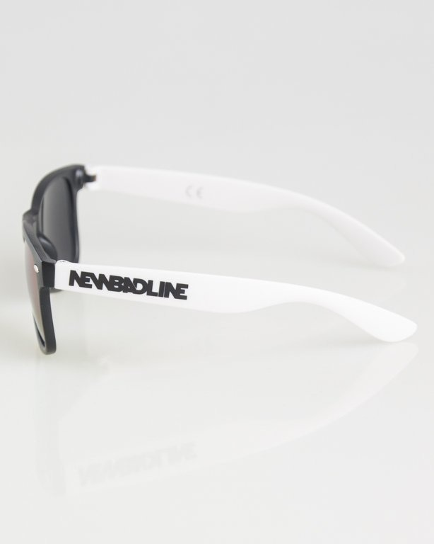 NEW BAD LNE OKULARY CLASSC HALF MAT 1279