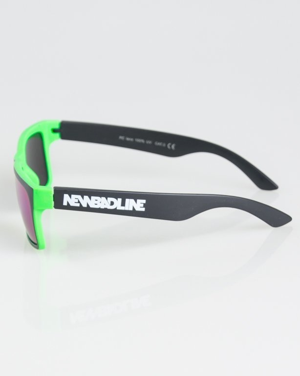 NEW BAD LNE OKULARY MASSIVE MAT 1292