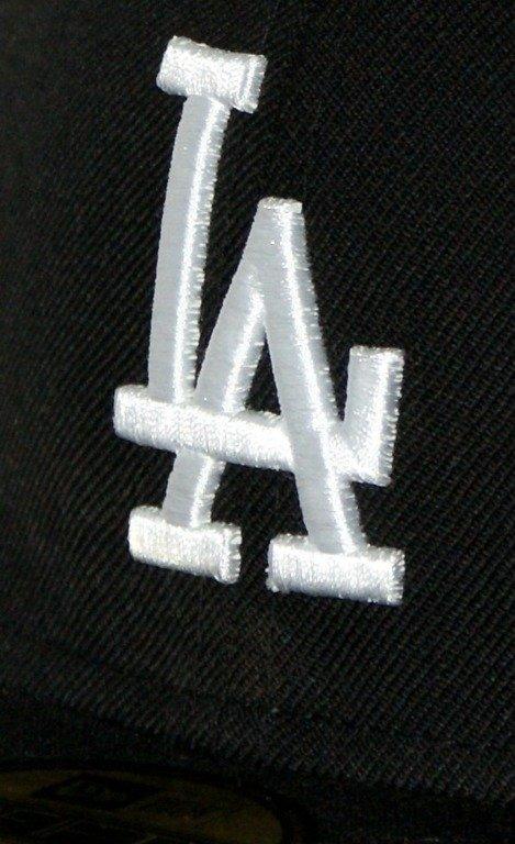 NEW ERA CZAPKA LA LOS ANGELES DODGERS BLACK