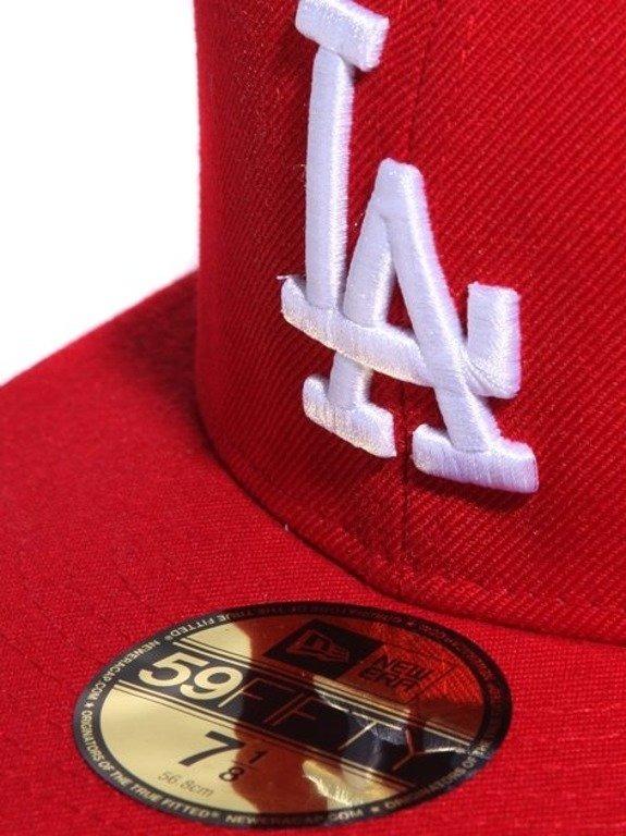 NEW ERA CZAPKA LA LOS ANGELES DODGERS RED