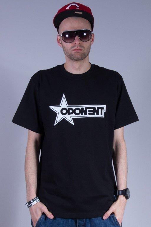 OPONENT KOSZULKA STARS BLACK