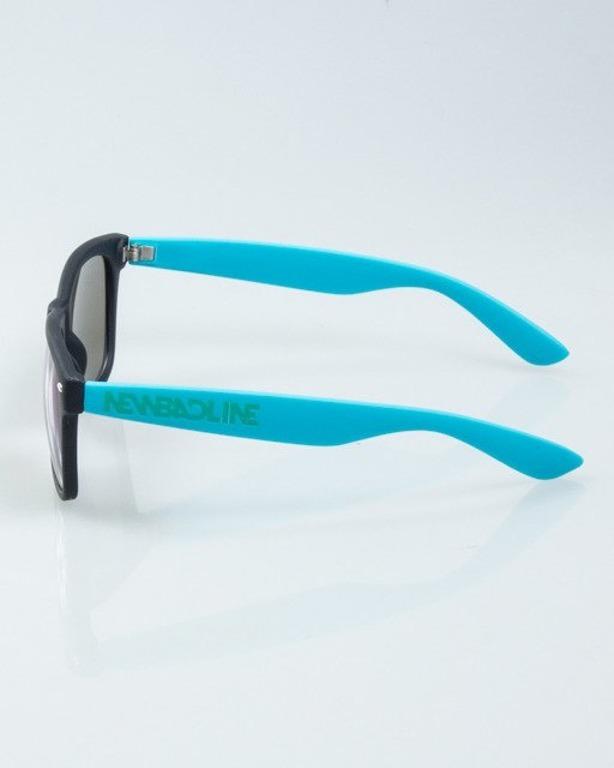 Okulary New Bad Line Classic Half Rubber 1014