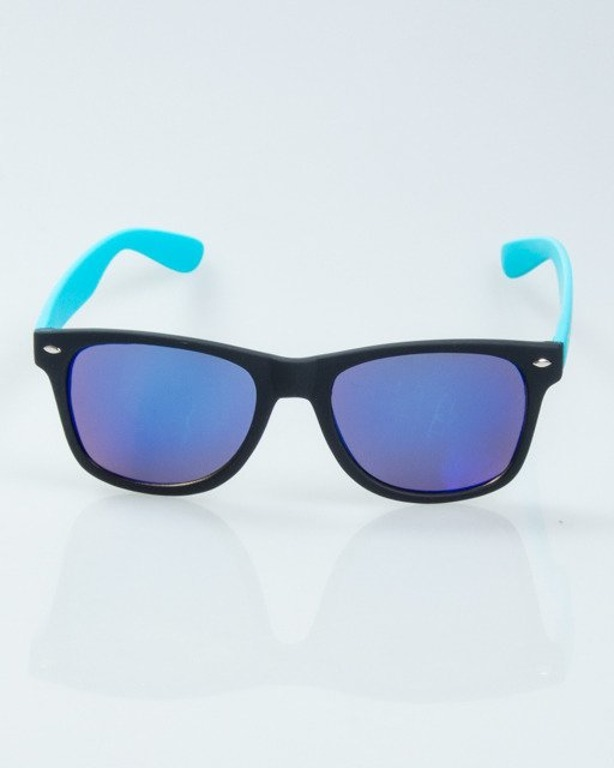 Okulary New Bad Line Classic Half Rubber 1014