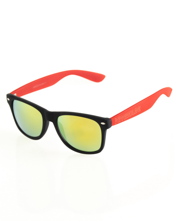 Okulary New Bad Line Classic Half Rubber 111
