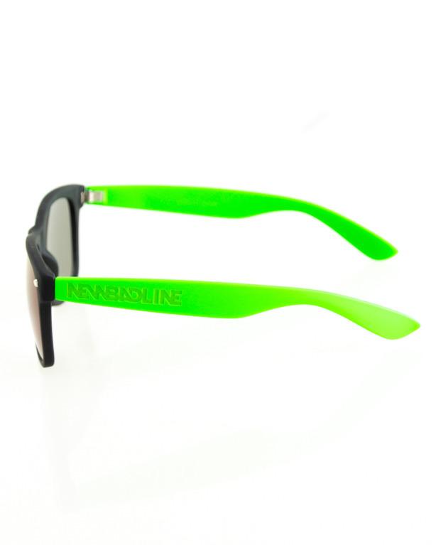 Okulary New Bad Line Classic Half Rubber 112