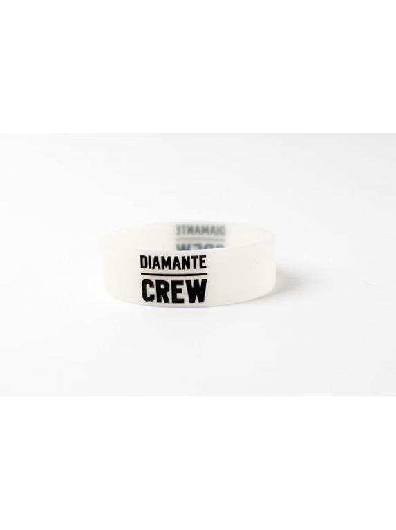Opaska Diamante Wear Fluorescecyjna Diamante Crew