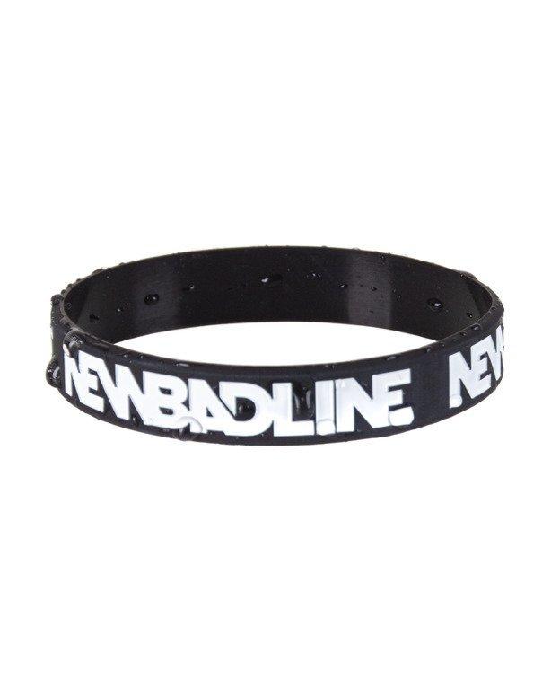 Opaska Silikonowa New Bad Line Classic Black