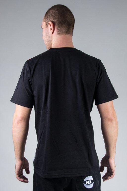 PATRIOTIC T-SHIRT FF CUT BLACK-GRAFIT-WHITE