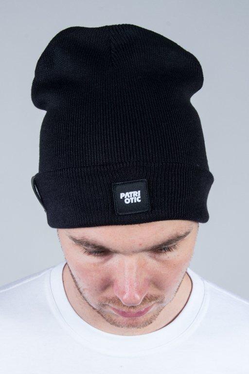 PATRIOTIC WINTER CAP CLS BLACK