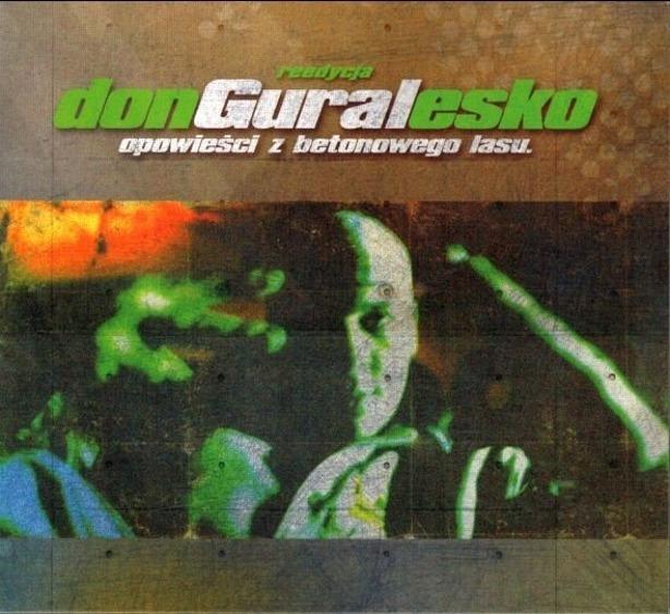 PŁYTA CD DONGURALESKO OPOWIEŚCI Z BETONOWEGO LASU