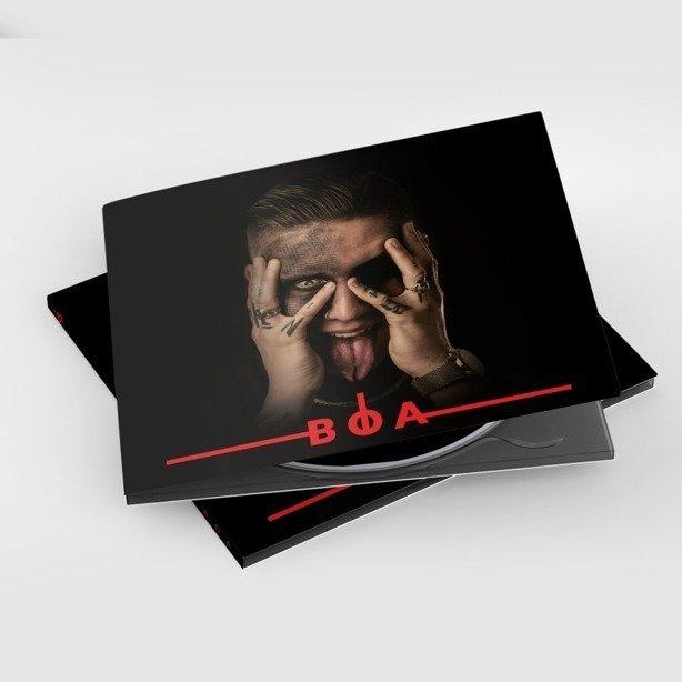 PŁYTA CD ReTo - BOA