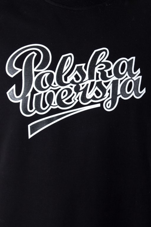 POLSKA WERSJA CREWNECK DOUBLE BLACK