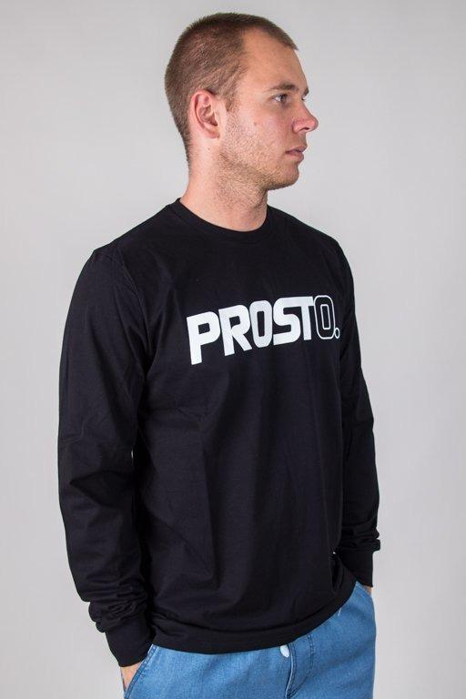 PROSTO LONGSLEEVE FIRM BLACK