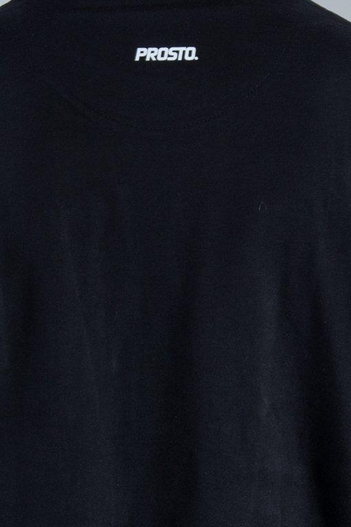 PROSTO LONGSLEEVE SHIELD BLACK