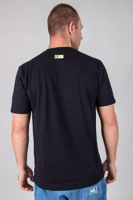 PROSTO T-SHIRT OLIMPIC BLACK