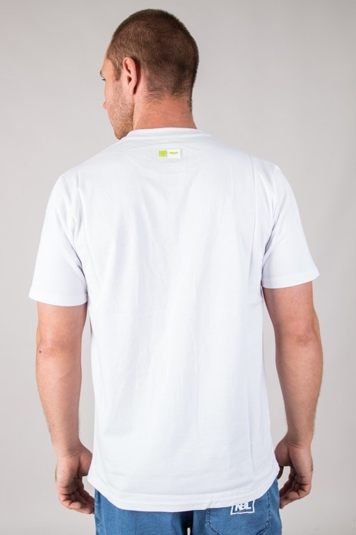 PROSTO T-SHIRT OLIMPIC WHITE
