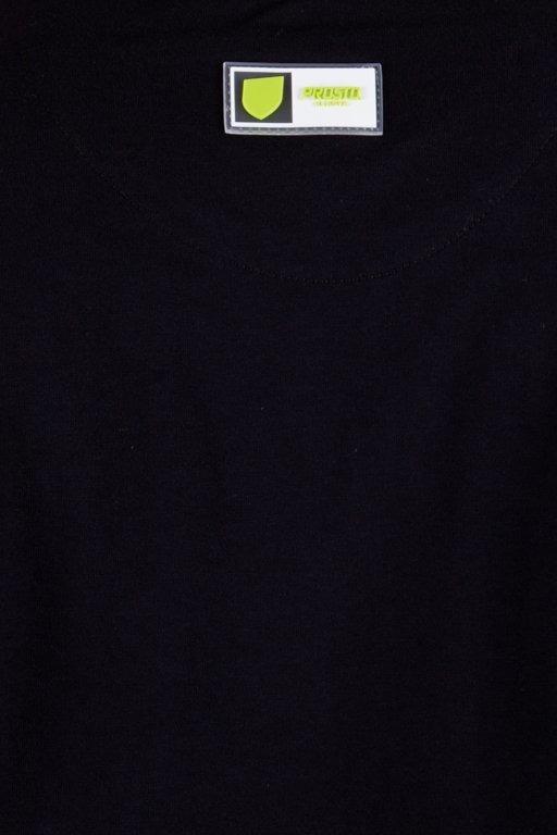 PROSTO T-SHIRT SHIMMY BLACK