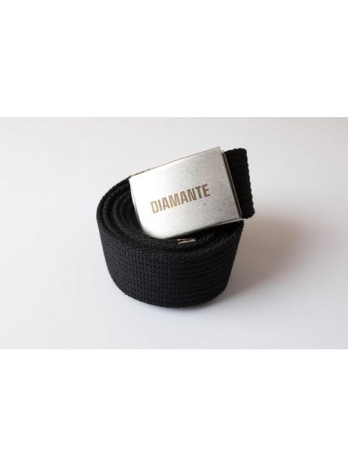 Pasek Diamante Wear Classic Black