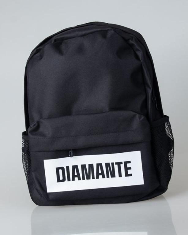 Plecak Diamante Wear Boxlogo Black