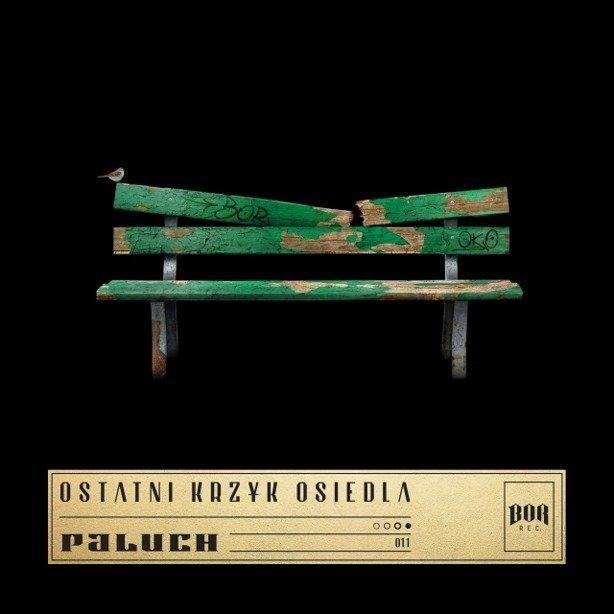 Płyta Cd Paluch - Ostatni Krzyk Osiedla