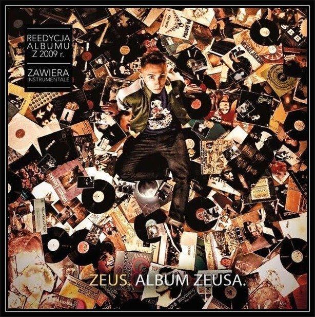 Płyta Cd Zeus - Album Zeusa.