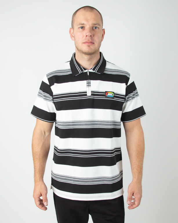 Polo Koka Postcard Black-White