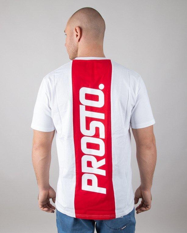 Prosto Koszulka T-shirt Highway White