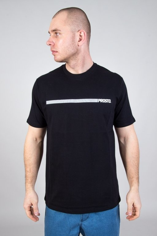 Prosto Koszulka T-shirt Mental Black