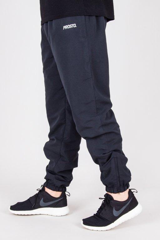 Prosto Spodnie Dresowe Saint Denis Black