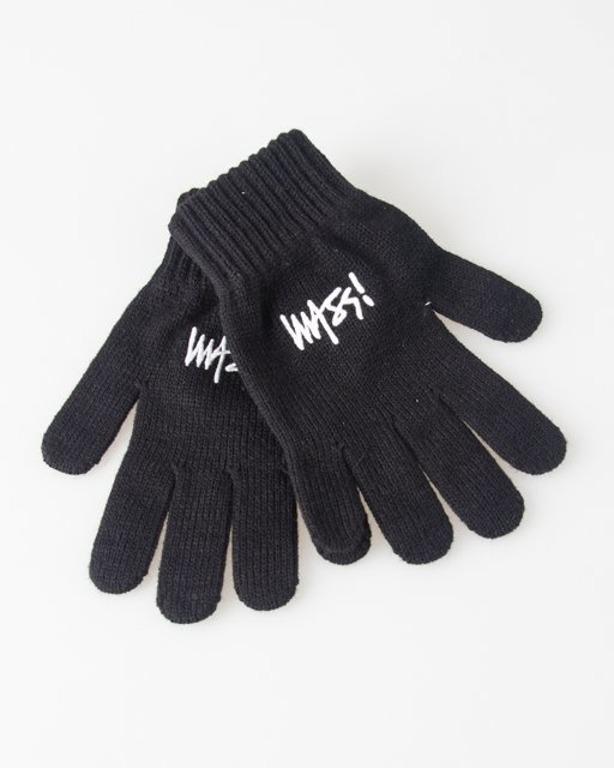 Rękawiczki Mass Signature Black