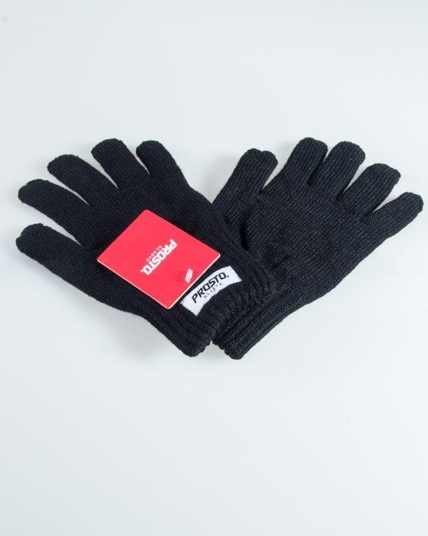 Rękawiczki Prosto Sticky Black