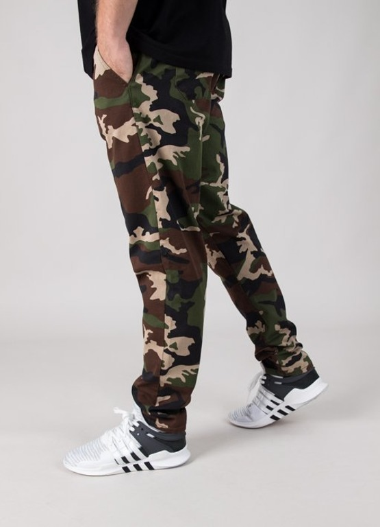 SSG JEANS STRETCH STRAIGHT FIT GUMA CAMO