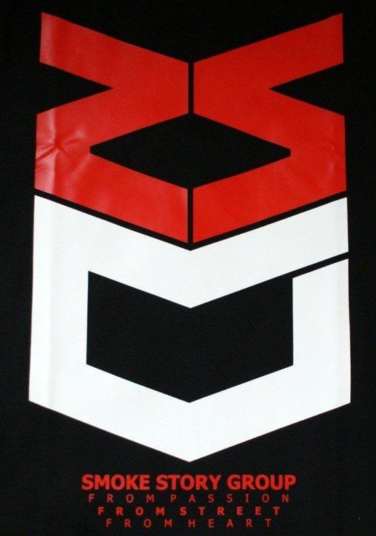 SSG KOSZULKA ARMY BLACK-RED