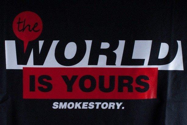 SSG KOSZULKA WORLD BLACK