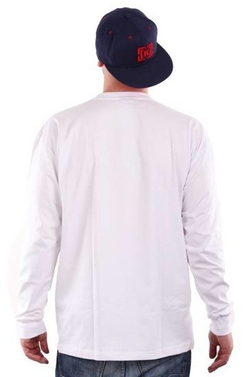 SSG LONGSLEEVE CROWN WHITE
