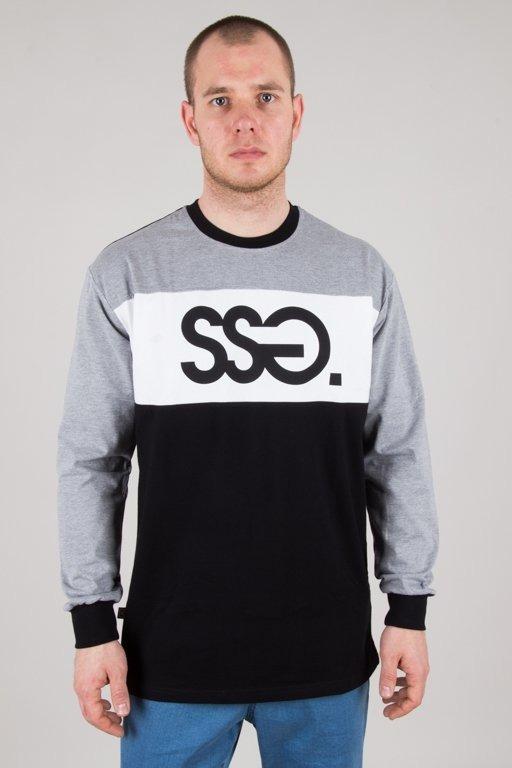 SSG LONGSLEEVE GREY SSG BLACK