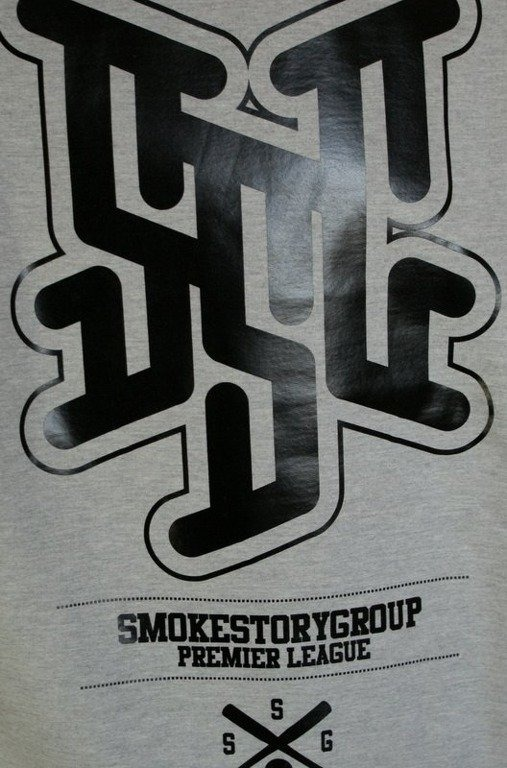 SSG SMOKE STORY BLUZA PREMIER LEAGUE MELANGE